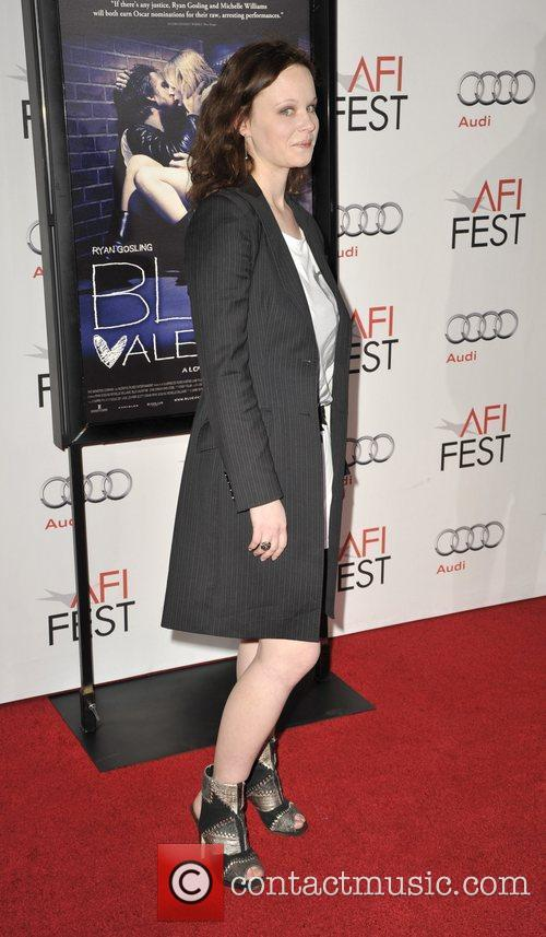 Thora Birch and Afi 3
