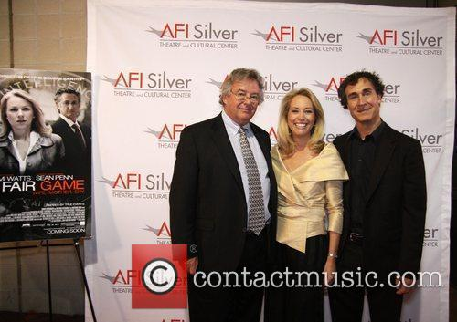 Doug Liman and Afi 6