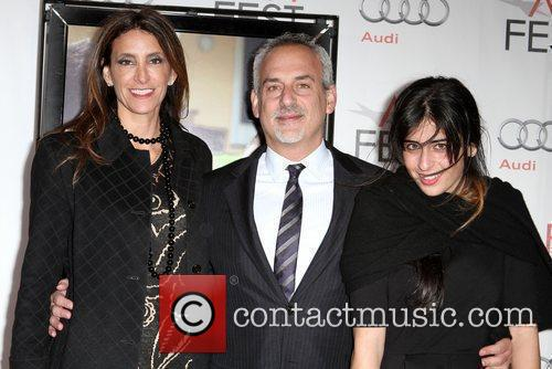 Claire Rudnick and family AFI Fest 2010 -...