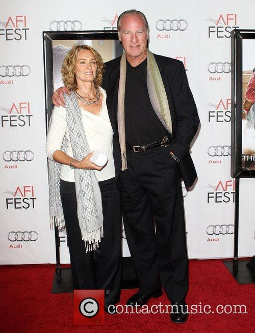 Craig T. Nelson and Doria Cook-Nelson AFI Fest...