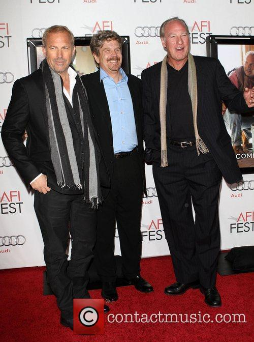 Kevin Costner John Wells and Craig T. Nelson...