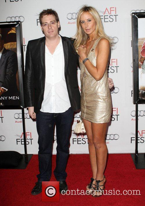 Lady Victoria Hervey and Guest AFI Fest 2010...