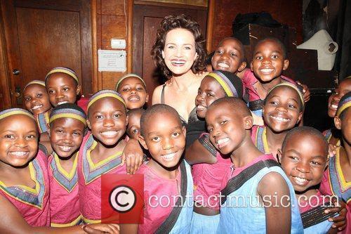 Carla GuginoThe African Children's Choir annual fundraising gala...