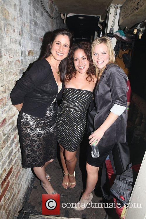 Stephanie J. Block, Ioana Alfonso, Katie Rose Clarke...