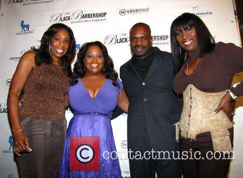 Dawn Lewis and Sherri Shepherd