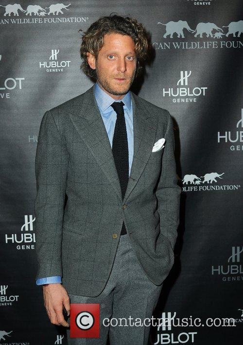 Lapo Elkann attends the 2010 African Wildlife Foundation...