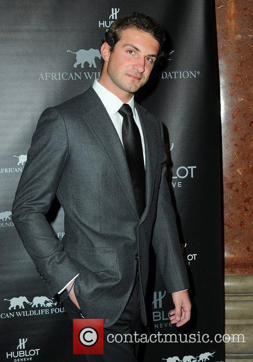 Stavros Niarchos attends the 2010 African Wildlife Foundation...