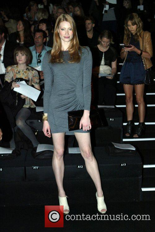Alyssa Sutherland Rosemount Australian Fashion Week Spring/Summer 2010/11...