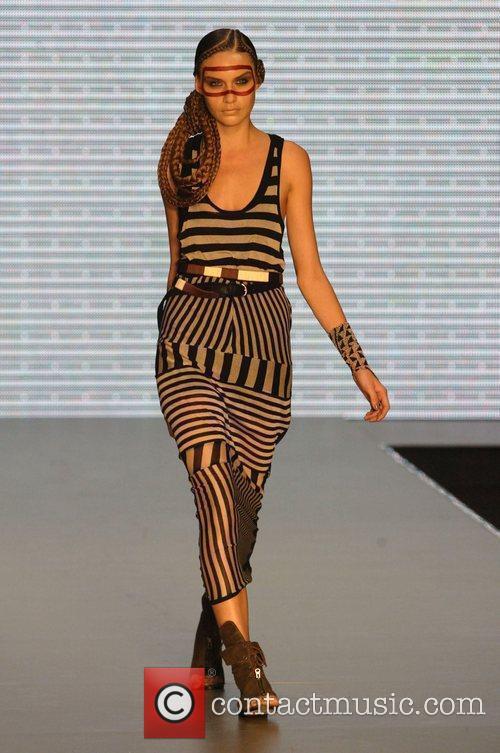 Rosemount Australian Fashion Week Spring/Summer 2010/11 - Kirrily...