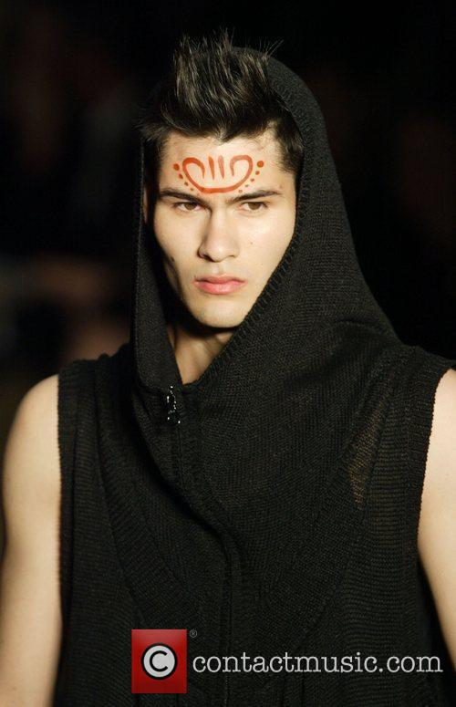 Model Rosemount Australian Fashion Week Spring/Summer 2010/11 -...