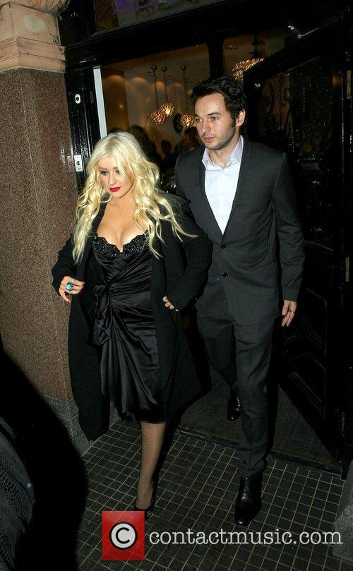 Christina Aguilera and Stephen Webster 1