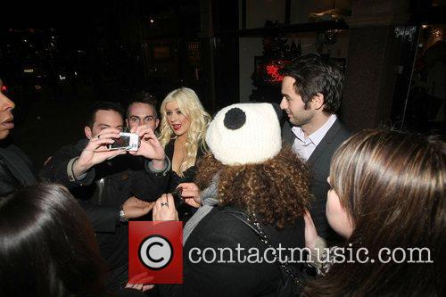Christina Aguilera and Stephen Webster 10