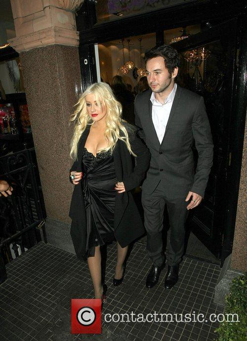 Christina Aguilera and Stephen Webster 7