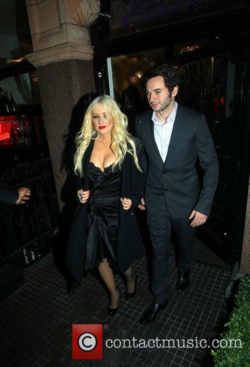 Christina Aguilera and Stephen Webster 8