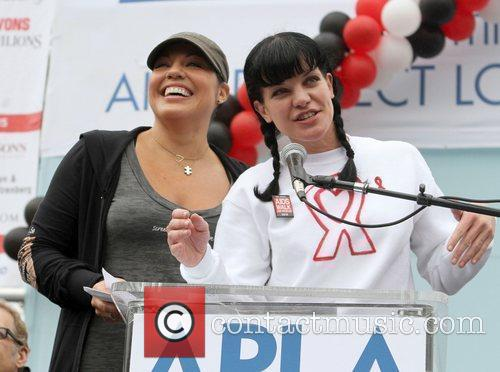 Sara Ramirez and Pauley Perrette 10