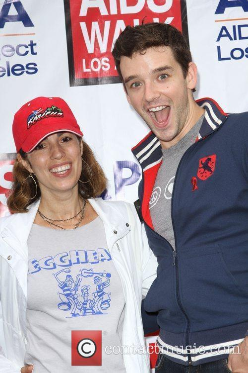 Ana Ortiz and Michael Urie 1