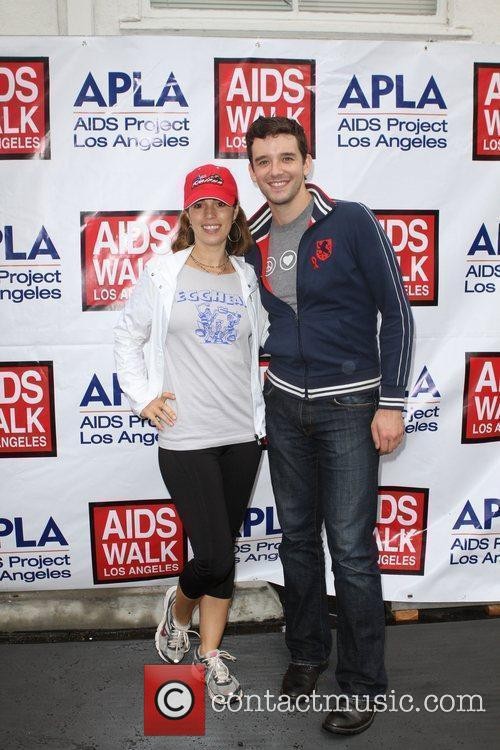 Ana Ortiz and Michael Urie 2