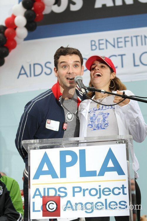 Ana Ortiz and Michael Urie 6