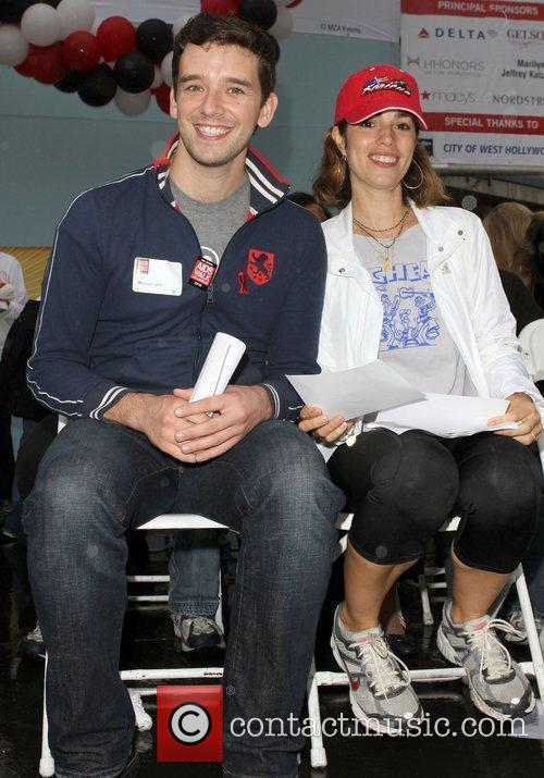 Ana Ortiz and Michael Urie 3