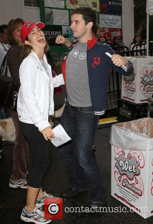 Ana Ortiz and Michael Urie 7