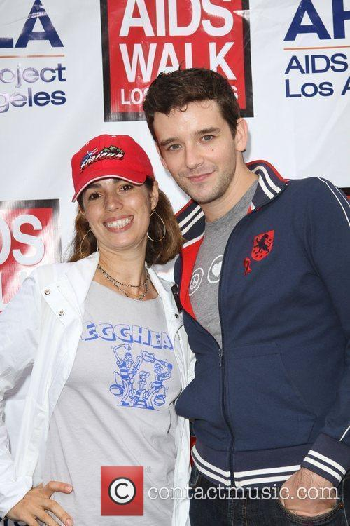Ana Ortiz and Michael Urie 5