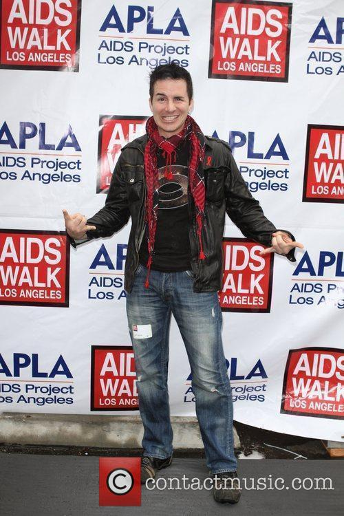 Hal Sparks 26th Annual AIDS Walk Los Angeles...