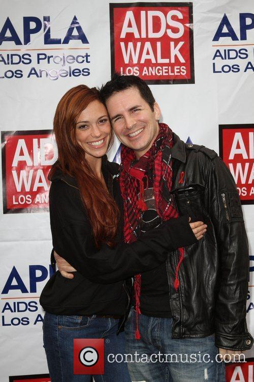 Jessica Sutta and Hal Sparks 9