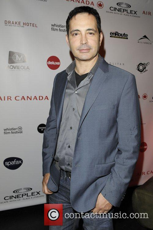 Allen Altman  Air Canada enRoute Film Festival's...