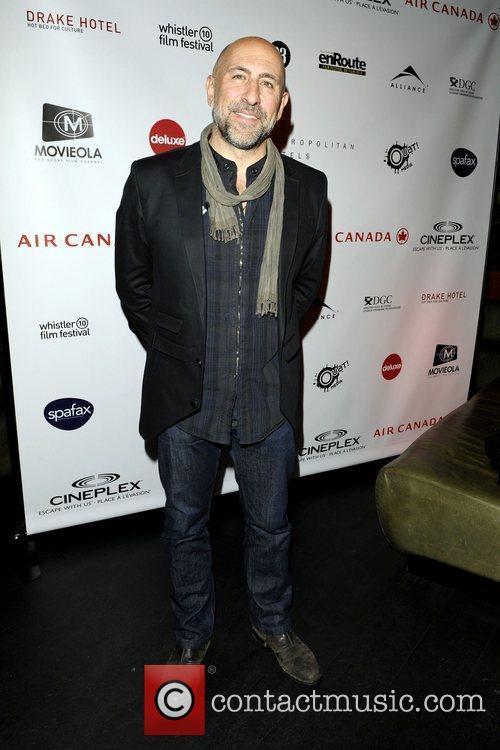 Carlo Rota  Air Canada enRoute Film Festival's...