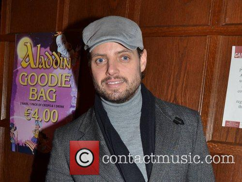 Keith Duffy, Boyzone and Mikey Graham 2