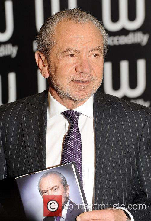Sir Alan Sugar 12