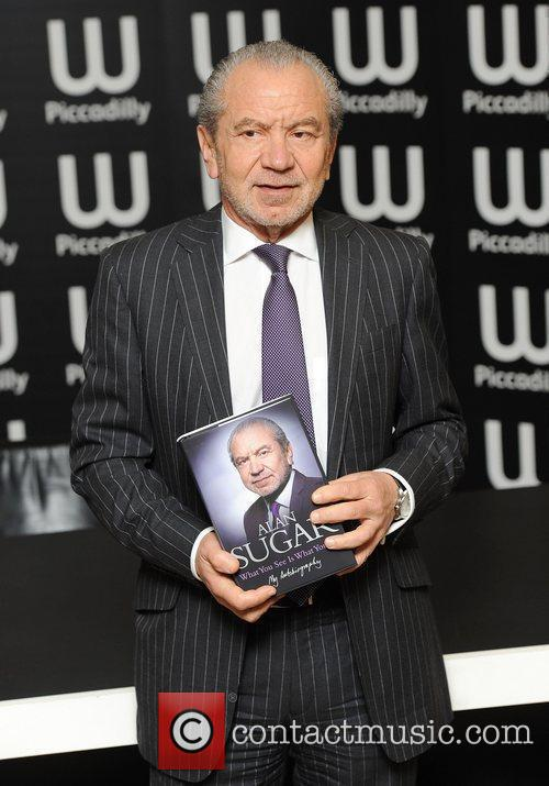 Sir Alan Sugar 8