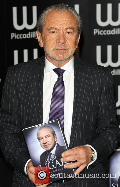 Sir Alan Sugar 6