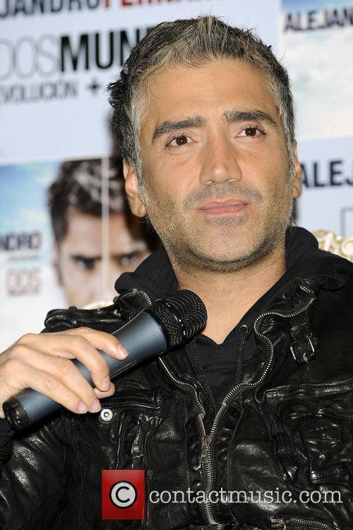 Alejandro Fernandez 7