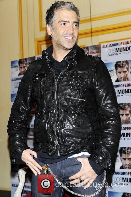 Alejandro Fernandez 12