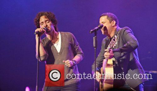 Tommy Torres and Alejandro Sanz 1