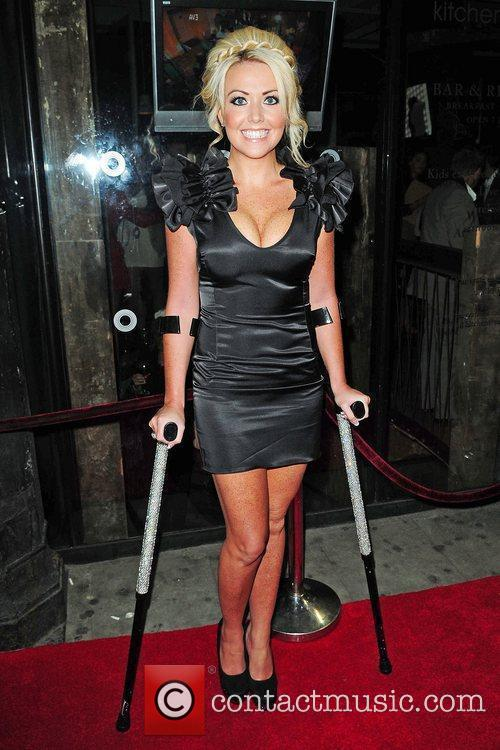 Forever Unique by Alex Gerrard launch party at...