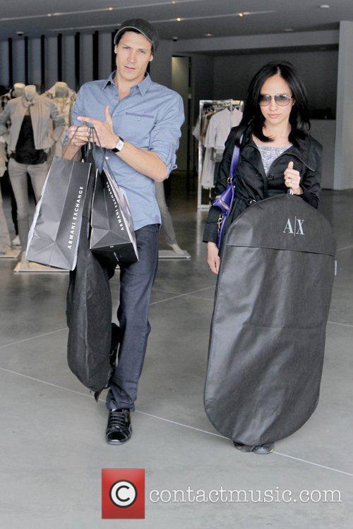 Alex Meraz and Kim Meraz 'The Twilight Saga:...