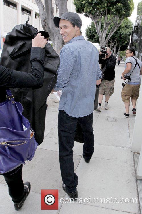 Alex Meraz 'The Twilight Saga: New Moon' actor...