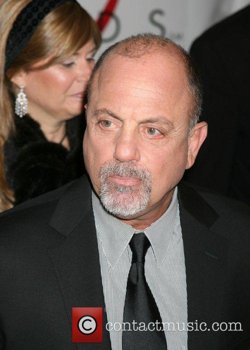 Billy Joel, Alexa Ray and Christie Brinkley