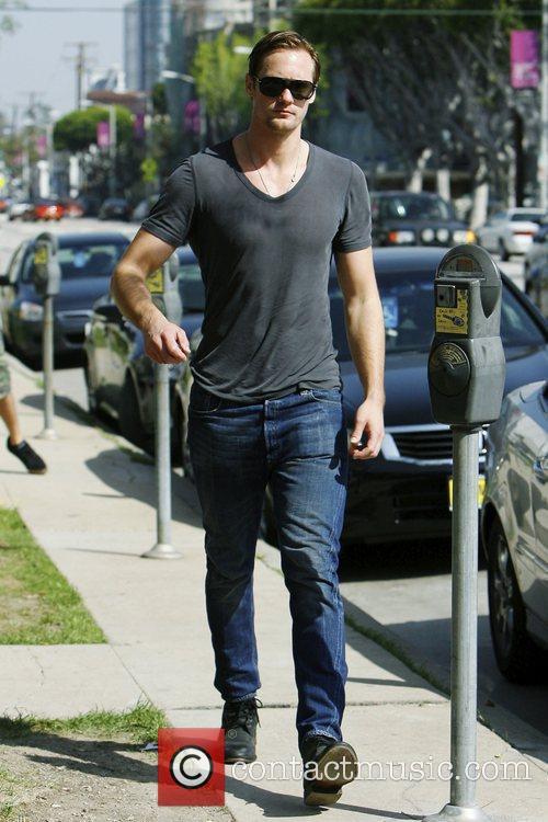 'True Blood' star Alexander Skarsgard leaving Lemonade in...
