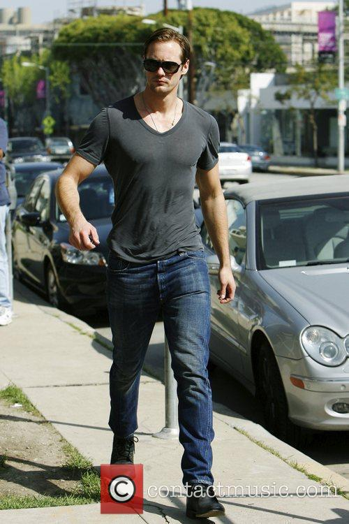'True Blood' star Alexander Skarsgard leaving Lemonade in...