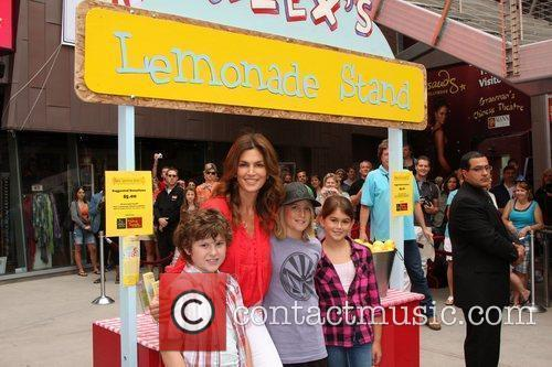 At the West Coast Debut of 'Alex's Lemonade...