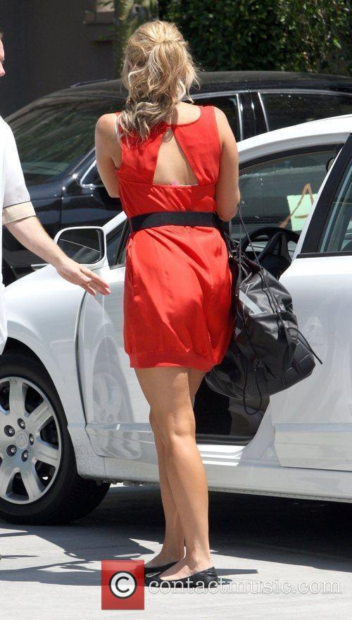 Reality Star Ali Fedotowsky from the TV show...