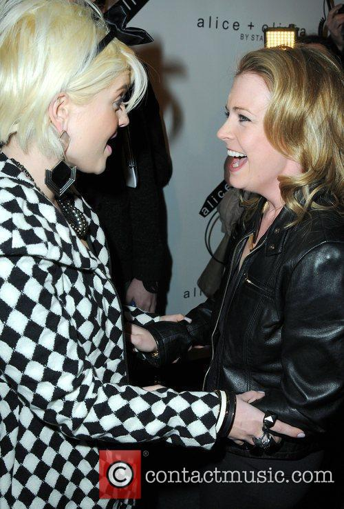 Kelly Osbourne and Melissa Joan Hart 10
