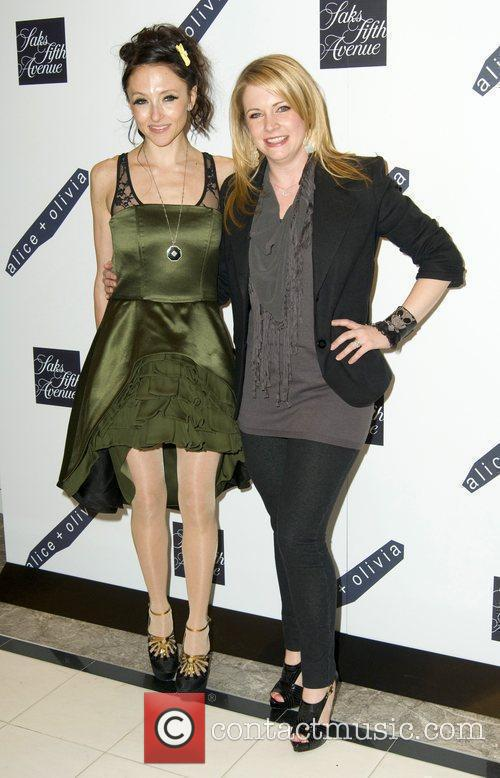 Melissa Joan Hart and Stacey Bendet 6