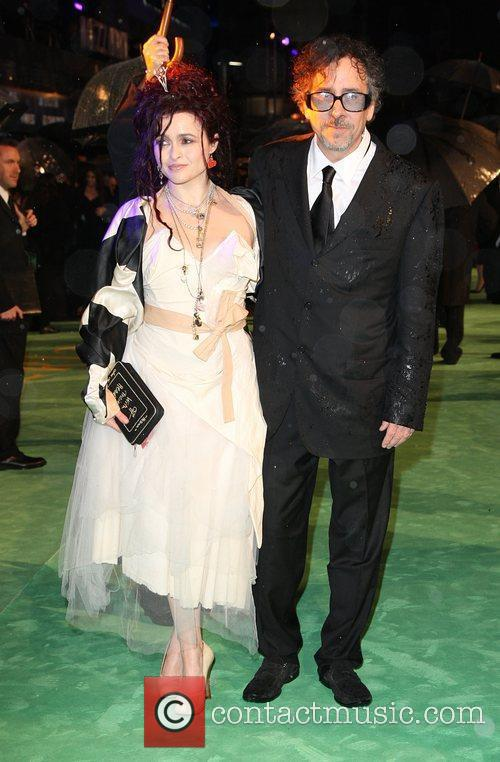 Helena Bonham Carter and Tim Burton 2