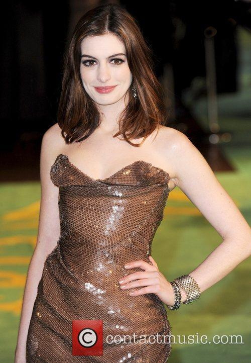 Anne Hathaway, Odeon Leicester Square
