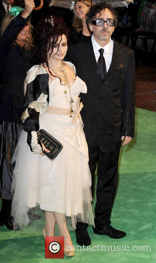 Helena Bonham Carter and Tim Burton 10