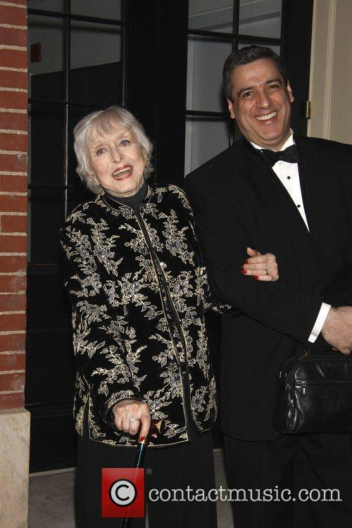 Celeste Holm and Michael Feinstein 1